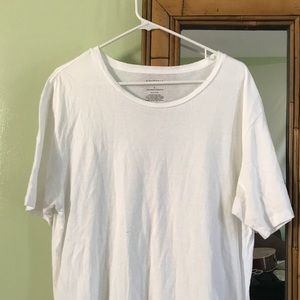 Men's large shirt with side zipper